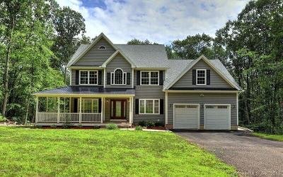 Hamden Single Family Home For Sale: 92 Troiano Road