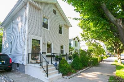 New Haven Single Family Home For Sale: 166 Nicoll Street