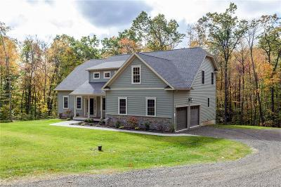 Southbury Single Family Home For Sale: 132 Britiani Road
