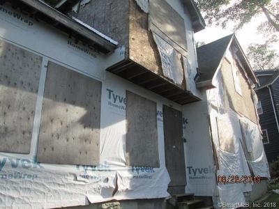 Danbury Single Family Home For Sale: 4 Lake Road