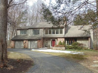 Burlington Single Family Home For Sale: 124 Deer Run