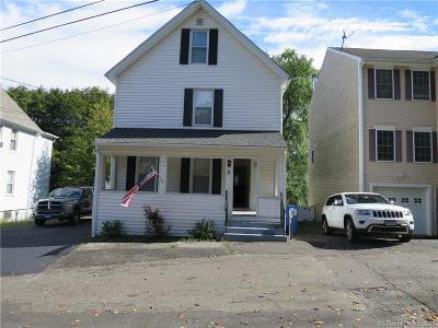 Fairfield County Single Family Home For Sale: 11 Mount Pleasant Street