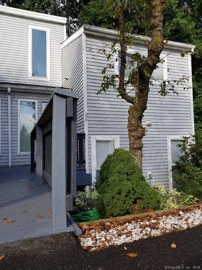 Cromwell Condo/Townhouse For Sale: 21 Springdale Road #21