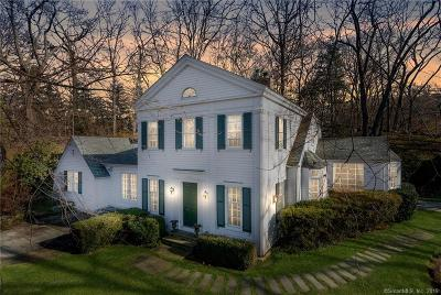 Westport Single Family Home For Sale: 49 Partrick Road