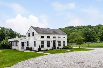 Harwinton Single Family Home For Sale: 77 Swimming Hole Road