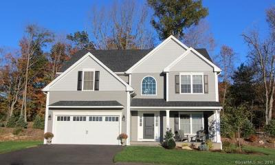 Shelton CT Single Family Home For Sale: $554,900