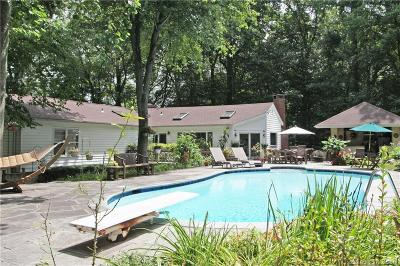 Fairfield County Single Family Home For Sale: 26 Mountain Trail