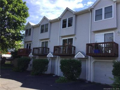 New Britain Condo/Townhouse For Sale: 23 Smith Street #3B