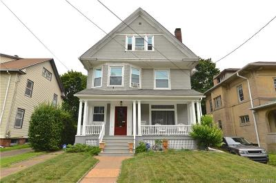 New Haven Single Family Home For Sale: 117 Alden Avenue