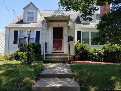 Stratford Single Family Home For Sale: 158 Franklin Avenue