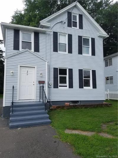 New Britain Single Family Home For Sale: 379 Ellis Street