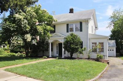 Stamford Single Family Home For Sale: 23 Rock Spring Road