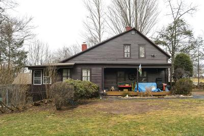 Southington Single Family Home For Sale: 1506 West Street