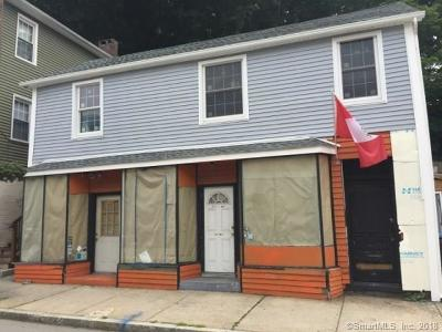 Norwich Commercial For Sale: 71 Franklin Street