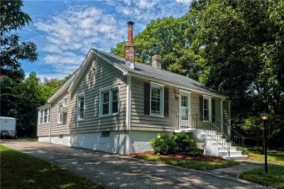 Orange Single Family Home For Sale: 818 Alling Road