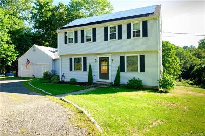 Woodbury Single Family Home For Sale: 58 Railtree Hill Road