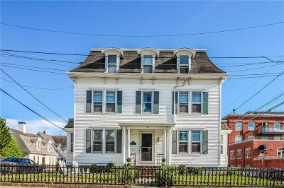 Stonington Single Family Home For Sale: 1 Cannon Square