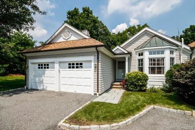 Wilton Condo/Townhouse For Sale: 306 Danbury Road #2