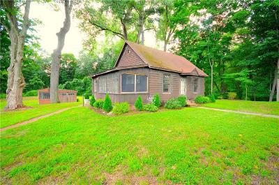 Farmington Single Family Home For Sale: 196 Brickyard Road