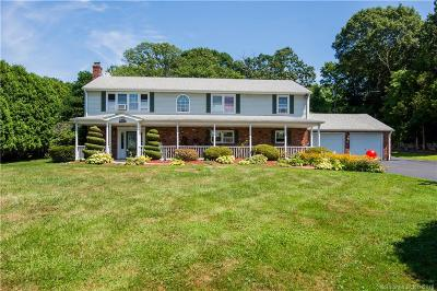 Branford Single Family Home For Sale: 156 Leetes Island Road