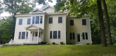 Weston Single Family Home For Sale: 440 Newtown Turnpike