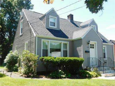 New Britain Single Family Home For Sale: 117 Landers Avenue