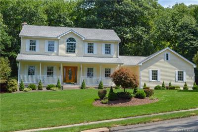Bristol Single Family Home For Sale: 181 Nelson Farm Road