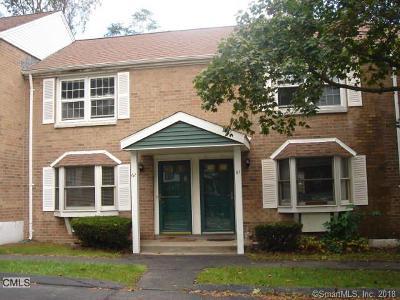 Fairfield Condo/Townhouse For Sale: 240 Sunnyridge Avenue #62