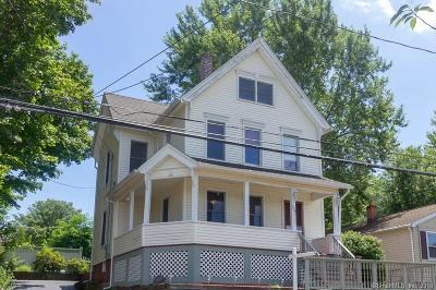 Wallingford Single Family Home For Sale: 190 So. Orchard Street