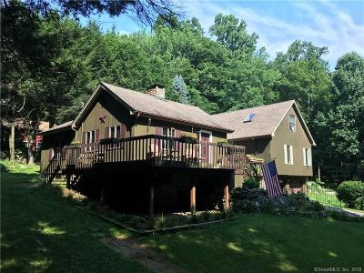 New Fairfield Single Family Home For Sale: 2 Rocky Hill Road