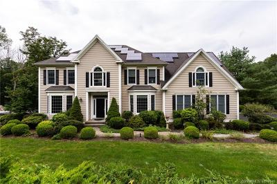 Southbury Single Family Home For Sale: 79 Hillcrest Drive