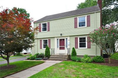 West Hartford Single Family Home For Sale: 15 Lowell Road