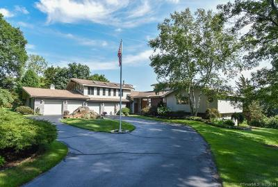 Avon Single Family Home For Sale: 53 Wyngate Drive