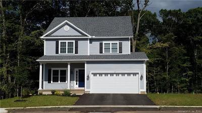 Southington Single Family Home For Sale: 19 Hillcrest Drive
