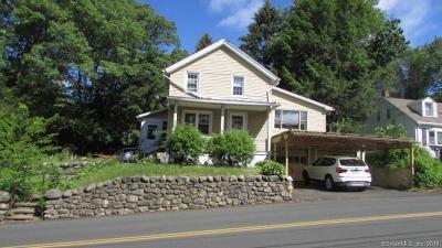 Naugatuck Single Family Home For Sale: 126 Hoadley Street