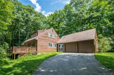 New Hartford Single Family Home For Sale: 505 East Cotton Hill Road