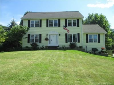 Watertown Single Family Home For Sale: 556 Mount Fair Drive