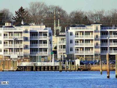 Milford Condo/Townhouse For Sale: 34 Shipyard Lane #C
