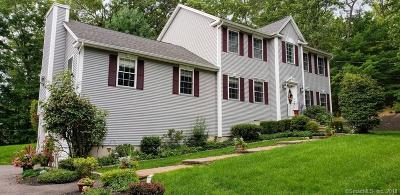 Wolcott Single Family Home For Sale: 34 Wolf Hill Road