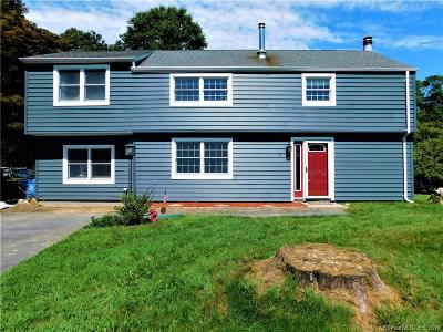 Ledyard Single Family Home For Sale: 5 Model Park Road