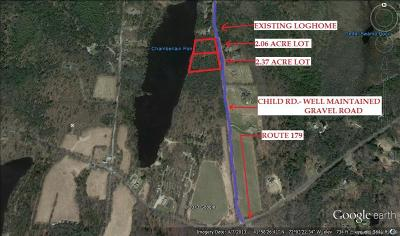 Woodstock Residential Lots & Land For Sale: Child Road