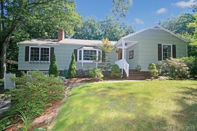 Newtown Single Family Home For Sale: 28 Beechwood Drive