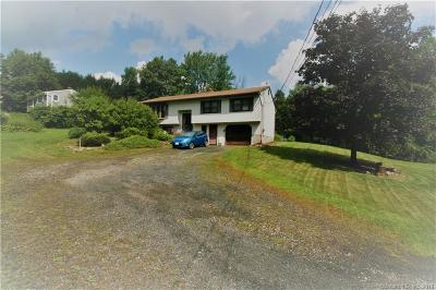 Wolcott CT Single Family Home For Sale: $249,900