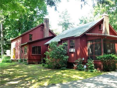 Trumbull Single Family Home For Sale: 225 Strobel Road