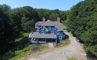 Tolland County, Windham County Single Family Home For Sale: 330 Pomfret Street