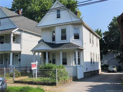 Bridgeport Single Family Home For Sale: 368 Lenox Avenue