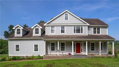 Southbury Single Family Home For Sale: 747 South Britain Road