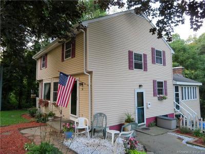 Groton Single Family Home For Sale: 76 Pamela Avenue