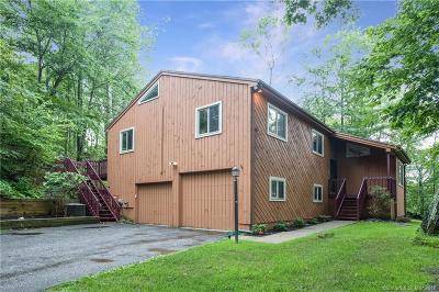 New Fairfield Single Family Home For Sale: 45 Hillside Drive