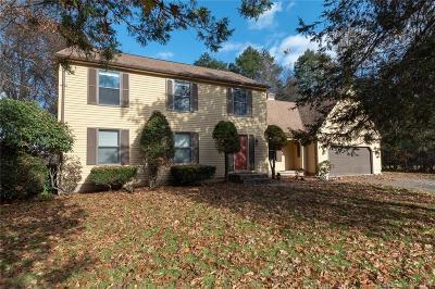 Southington Single Family Home For Sale: 95 Wild Oak Drive